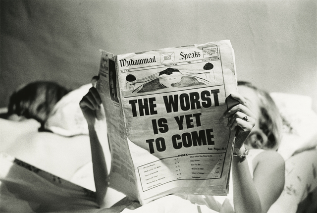 , 'The Worst is Yet to Come, New York,' 1966, Howard Greenberg Gallery
