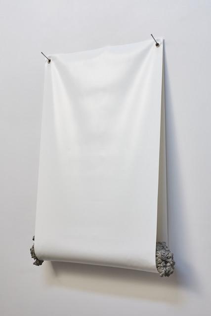 , 'Beton (gerollt),' 2013, Galleria Anna Marra