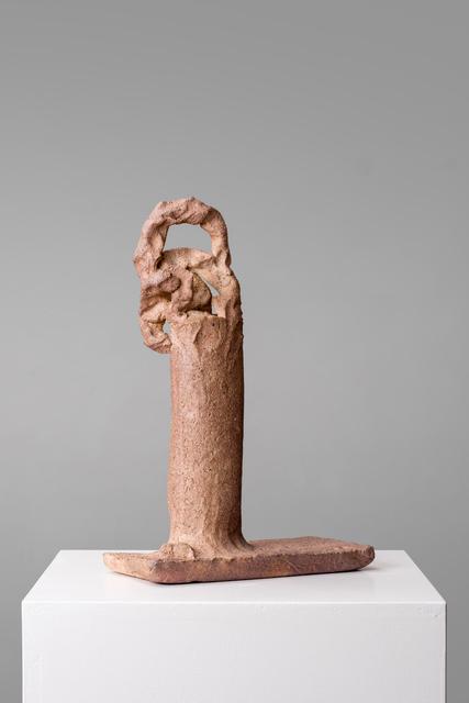 Simone Fattal, 'Tree', 2013, Sculpture, Stoneware fired in a wood kiln, Galerie Hubert Winter