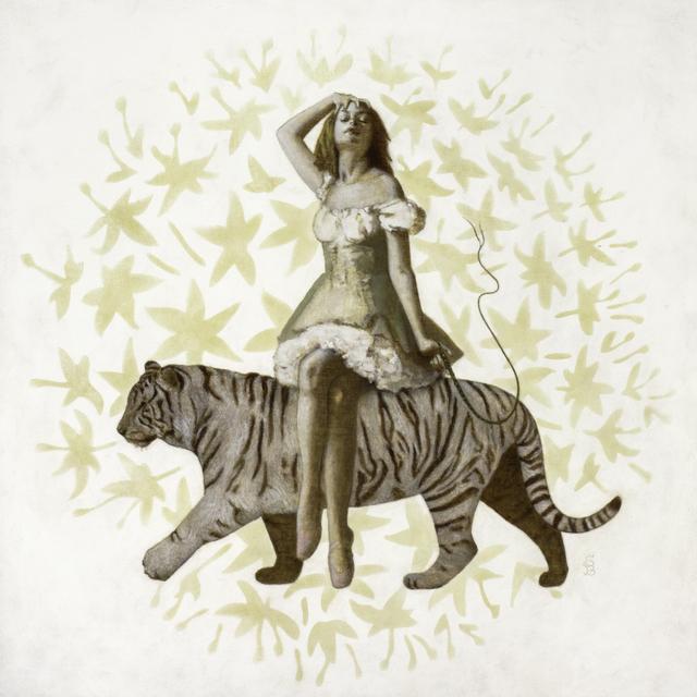 , 'Tiger Girl,' 2017, Sloan Fine Art
