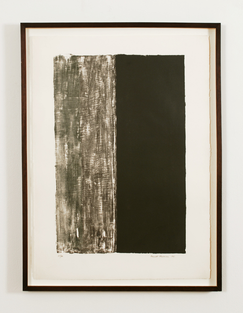 , 'Untitled (S. #45),' 1961, Brooke Alexander, Inc.