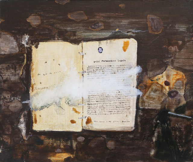 , 'Book,' 2014, Leo Gallery