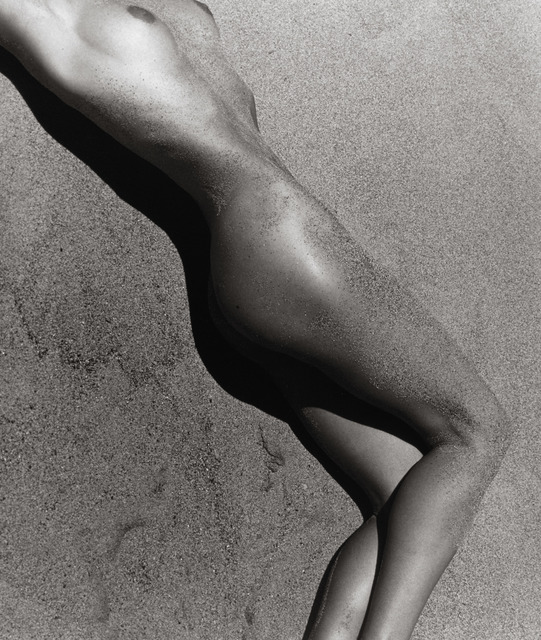 , 'Carré in Sand,' 1988, CAMERA WORK