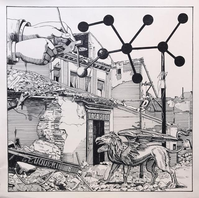 , 'Dibujo 16,' 2017, Blanca Soto Arte