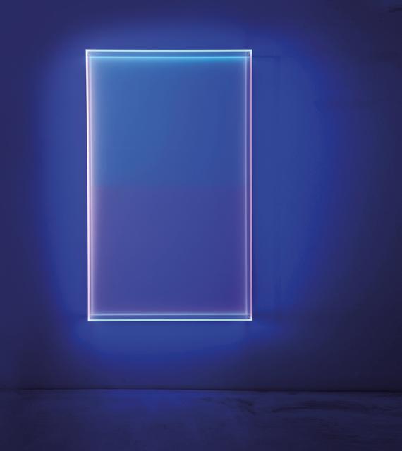 , 'Colormirror soft yellow horizontal Milan,' 2018, Dep Art Gallery