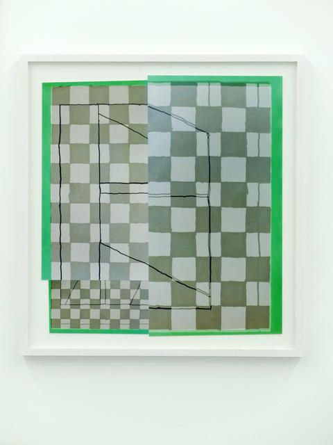 , 'Tiled 06,' 2015, Martin van Zomeren