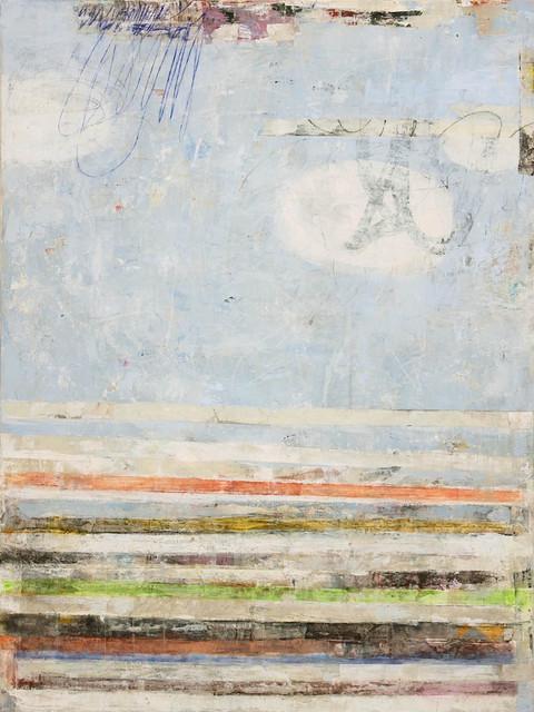, 'Sky Blue Sky Muse,' 2017, Patricia Rovzar Gallery