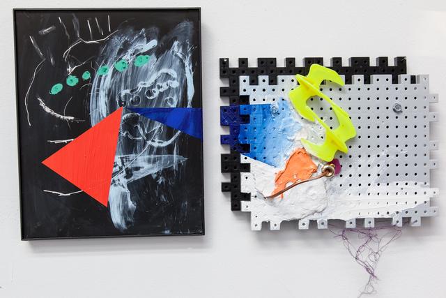 , 'J in Space,' 2014, Kavi Gupta