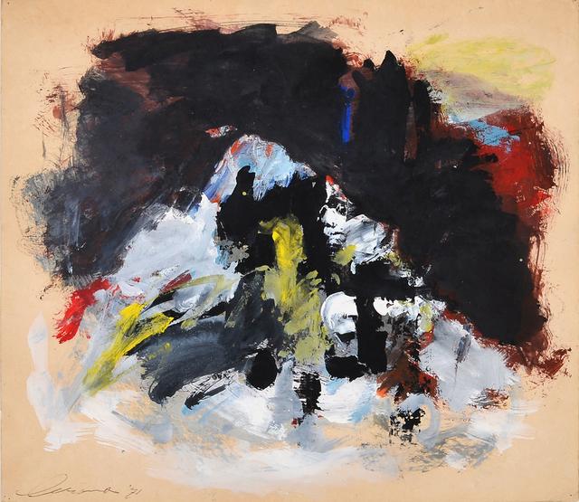 Eugène Brands, 'Composition', 1971, Millon Belgium