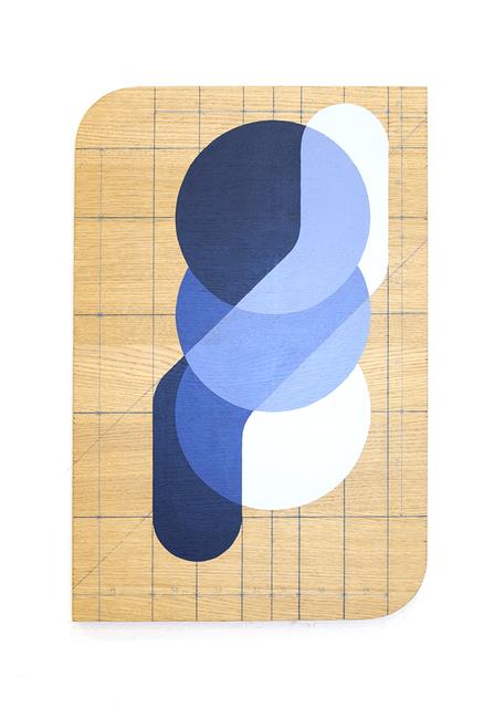 , 'Fig.2. La transversale,' 2019, Florence Loewy