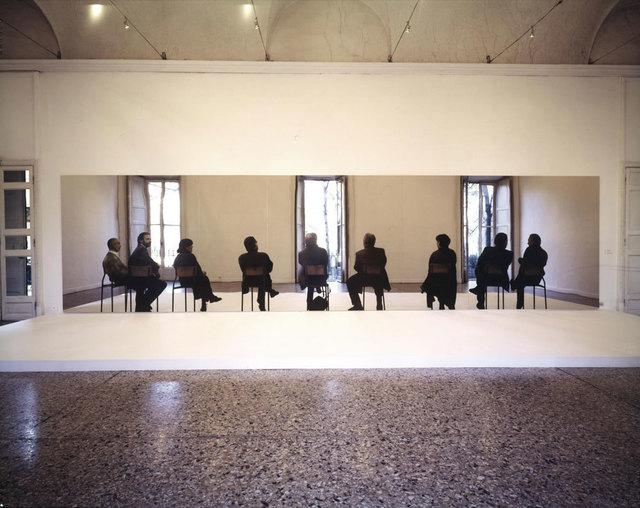, 'La Giuria,' 1962-2005, Luhring Augustine