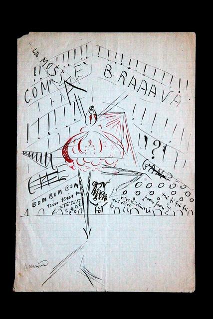 , 'Ballerina (Danseuse),' 1916, Galerie Natalie Seroussi
