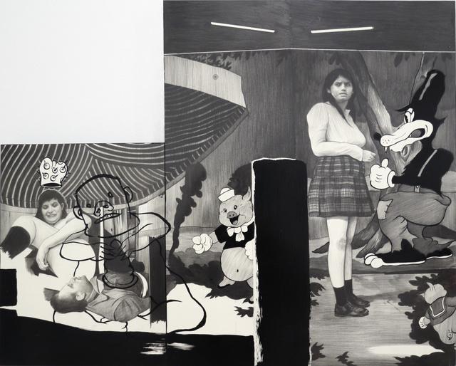 , 'Tijuana Radiant Shine #10,' 2014, Pierogi