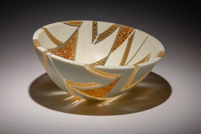 , 'Arrows: Honey Deep Vessel,' , Water Street Gallery