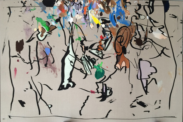 , 'Sin título,' 2014, Galería Heinrich Ehrhardt
