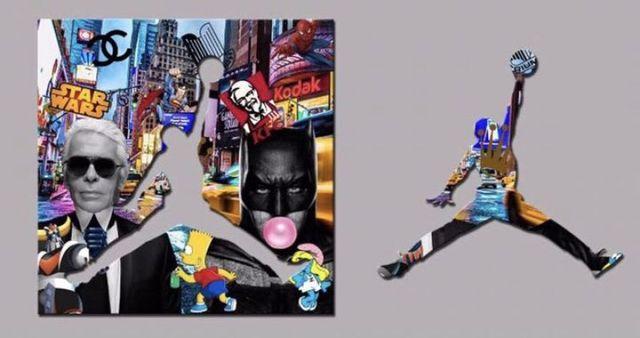 , 'Karl vs Batman,' , Ode to Art
