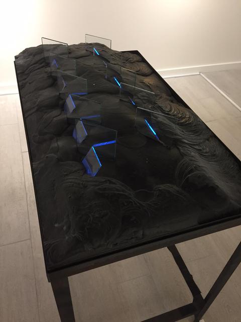 , 'Volcanic Plain,' 2012, CODA Gallery