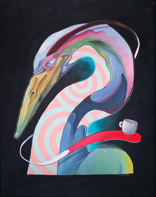 , 'Grulla ,' 2019, GCA Gallery