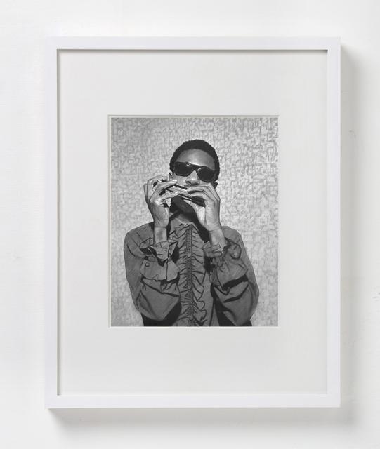 , 'Steve Wonder,' 2018, Luce Gallery