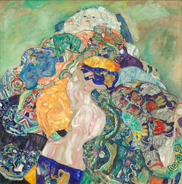 , 'Baby (Cradle),' 1917/1918, National Gallery of Art, Washington, D.C.