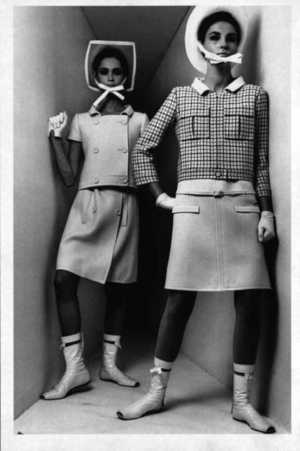 , 'Isabella Albonico, Courreges,' 1965, Lumiere Brothers Gallery