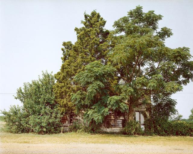 , 'Palmist Building (Summer), Havana Junction, Alabama,' 1980, Pace/MacGill Gallery