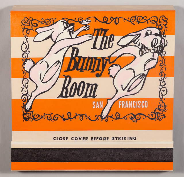 , 'The Bunny Room,' 2014, Seager Gray Gallery