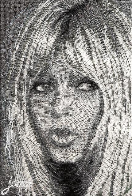 , 'Brigitte Bardot,' 2018, Galería Corsica