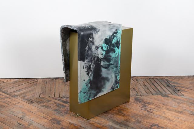 , 'Fold II,' 2017, LMAKgallery
