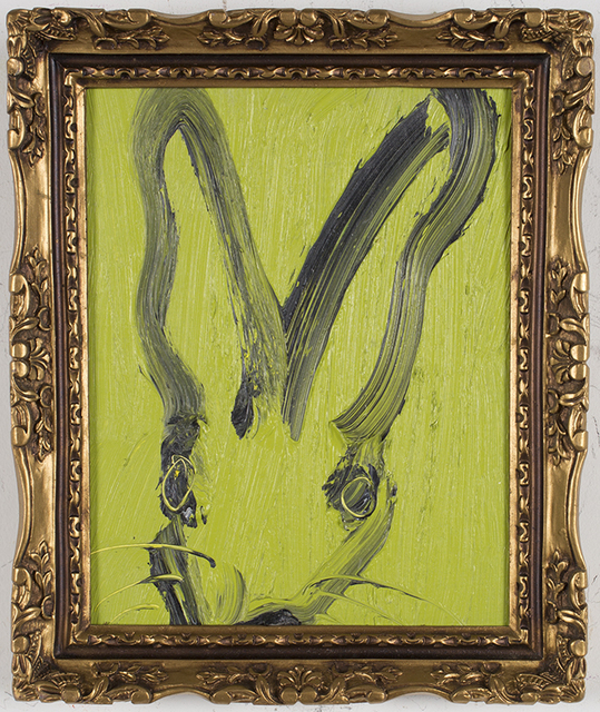 , 'Black Bunny on Green,' , Gilman Contemporary