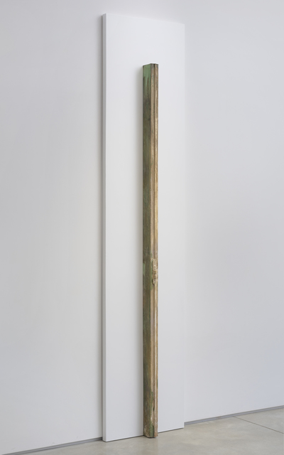 , 'Opaque door edge (Plaster Cast),' 1971, Andrew Kreps