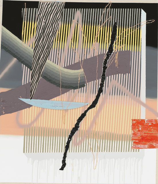 , 'Computer Painting,' 2013, Horton Gallery