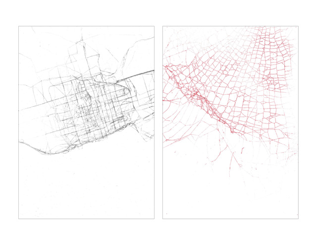 , 'Paths: Toronto, CA,' 2018, Jonathan Ferrara Gallery