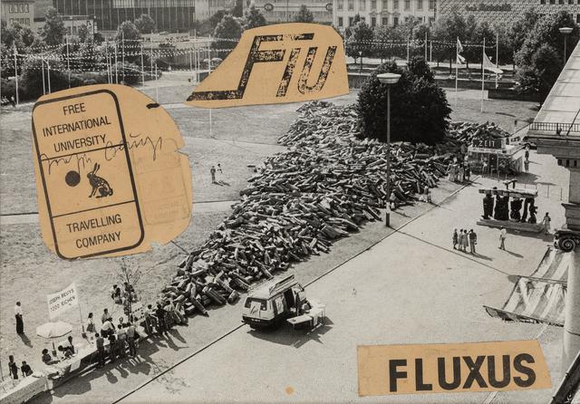 , 'Fluxus (7,000 Oaks),' ca. 1982, The Mayor Gallery