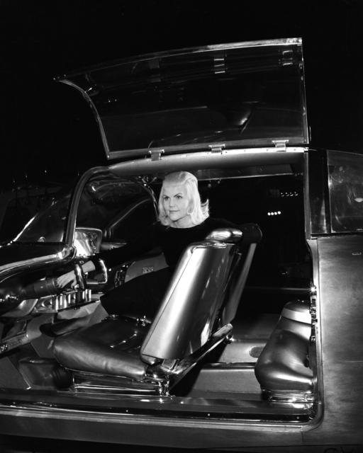 Jennifer Greenburg, 'I met the man of my future modeling in the car of tomorrow, 2016', photo-eye Gallery