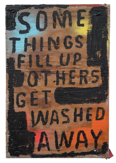 , 'Somethings,' 2017, Gallery 16