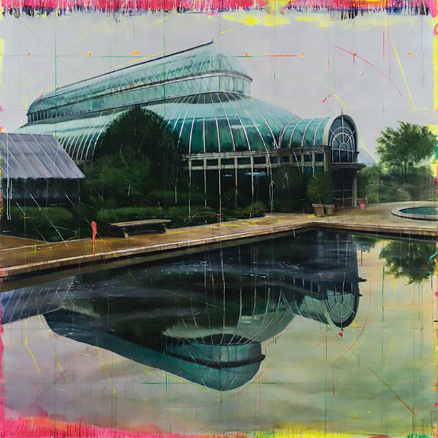 , 'Greenhouses,' 2016, Winston Wächter Fine Art
