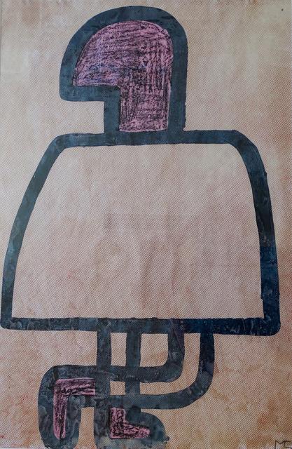 , 'Ave dontre I,' 2016, Lux Perpetua Art Centre