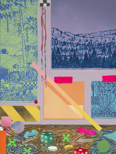 , 'Insider,' 2018, Antieau Gallery