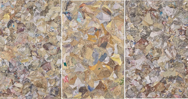 , 'Vacillating Faith No.180919,' 2017-2018, Tang Contemporary Art