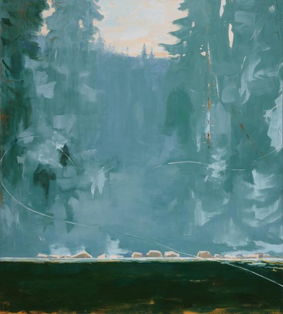 , 'River Line,' 2019, Tayloe Piggott Gallery