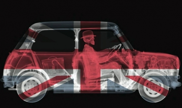 , 'Union Jack Mini Driver,' 2014, Art Angels