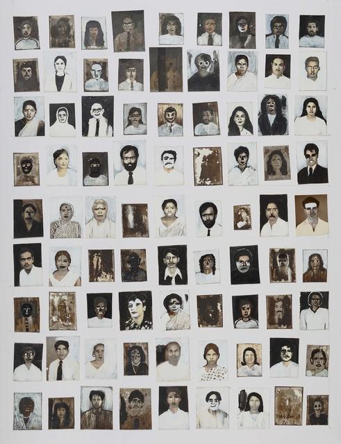 , 'Self Portrait,' 2013, Saskia Fernando Gallery