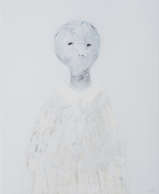 , 'The White Paintings No. 8,' 2018, Seager Gray Gallery