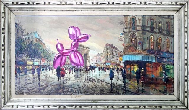 , 'Avenue De Koon,' 2018, Maddox Gallery