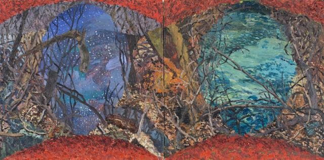 , 'Night / Water Codex,' , Michael Gibson Gallery