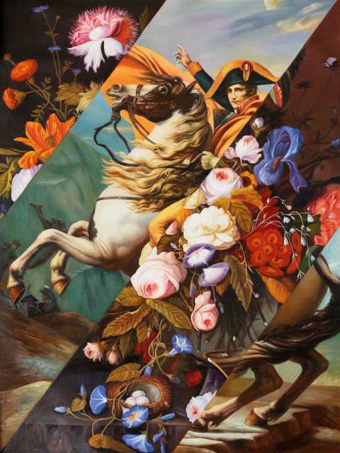 Dan Alva, 'Dan Alva, Thick as Thieves', 2019, Oliver Cole Gallery