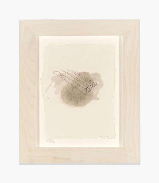 , 'Rain-Tears,' 2017, Richard Gray Gallery