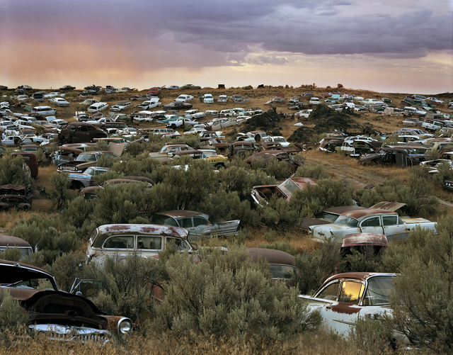 , 'L&L Classic Auto Salvage, Gooding County, Idaho, 2015 3/5,' , Gail Severn Gallery