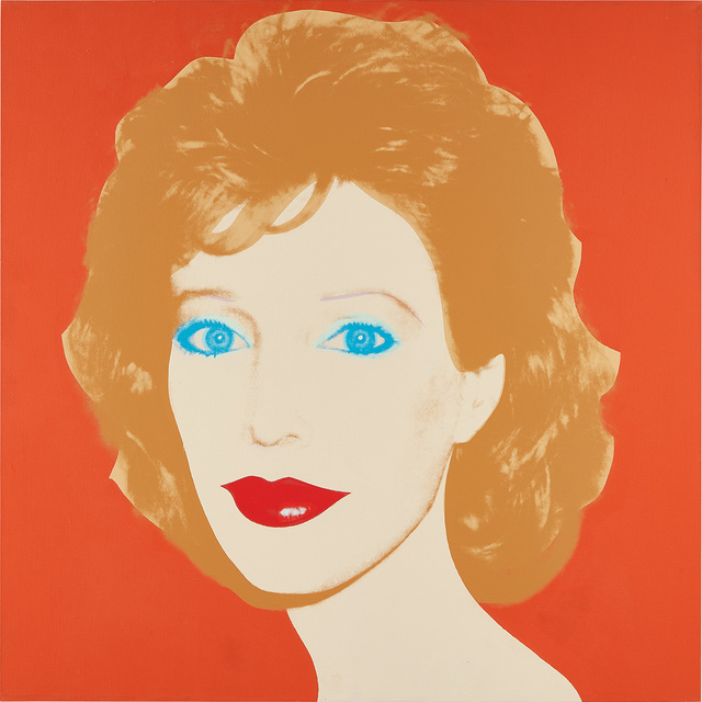 Andy Warhol, 'Portrait of a Woman (Linda Oxenberg)', 1985, Phillips